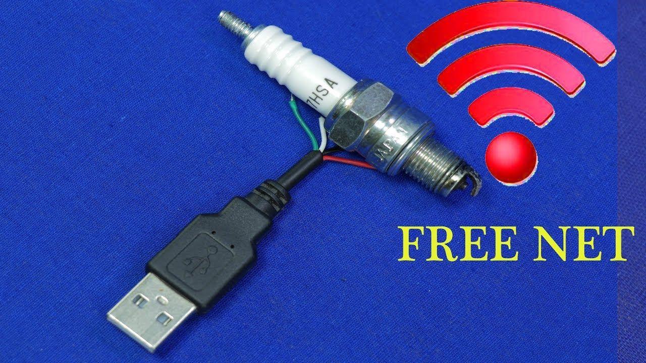 diy free wifi