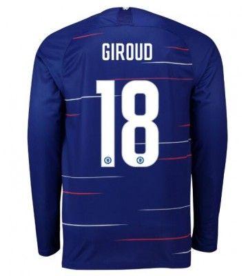 c600be76 Chelsea Olivier Giroud 18 Hjemmedrakt 18-19 Langermet | CHELSEA ...