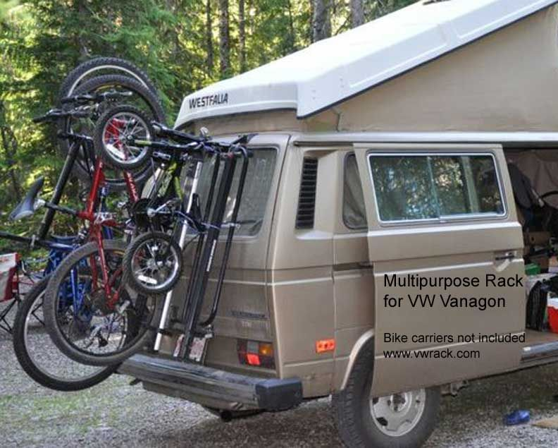Vanagon Multipurpose Rack The Ba Vw Vanagon Vans Bike