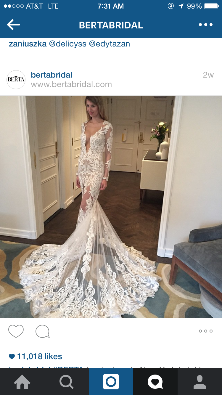 Long wedding reception dresses for the bride  Pin by Teighlor ClareKearney on wed  Pinterest  Wedding