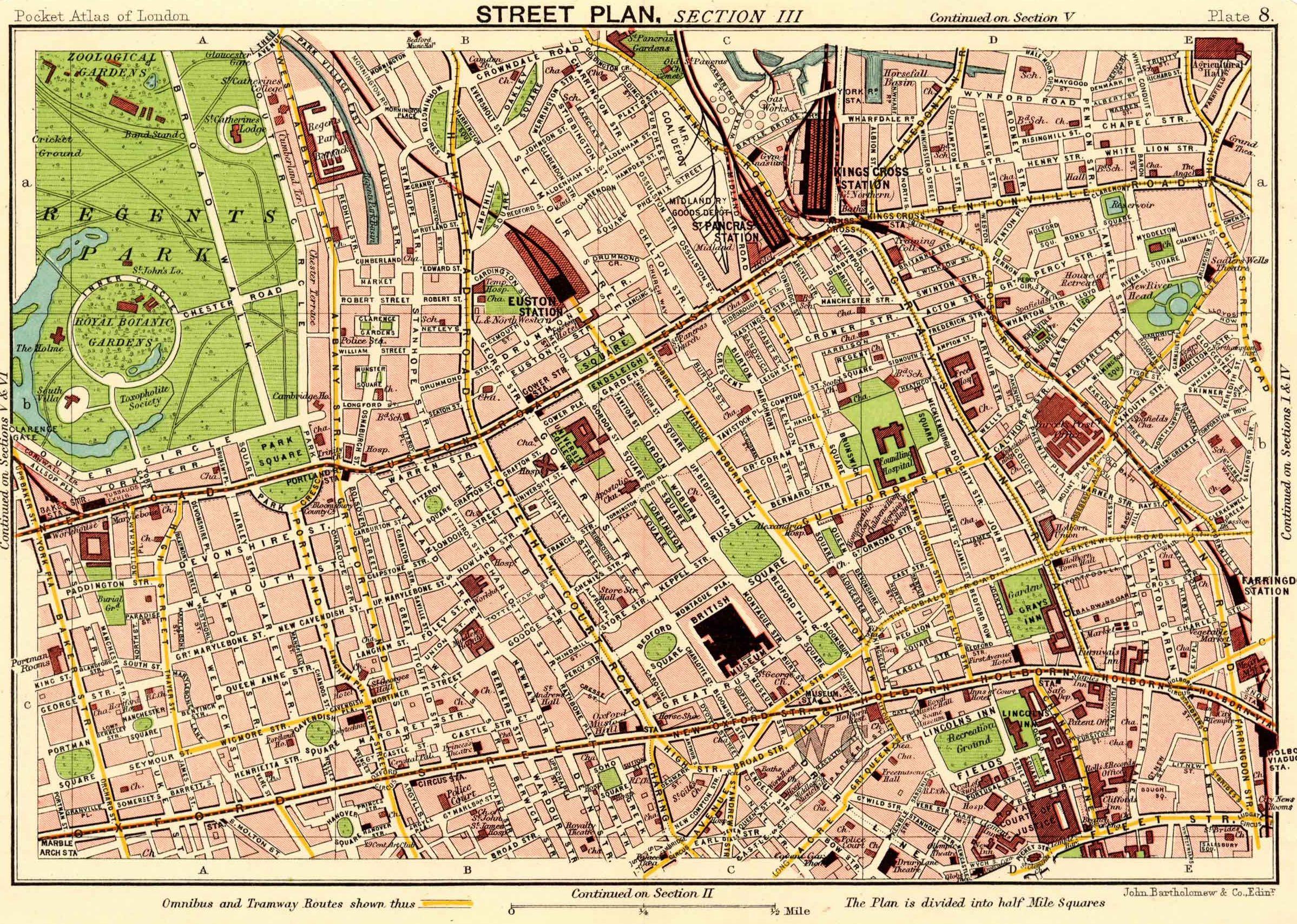 Map Of London 1900.Map London 1900 Theme M A P P I N G Pinterest London