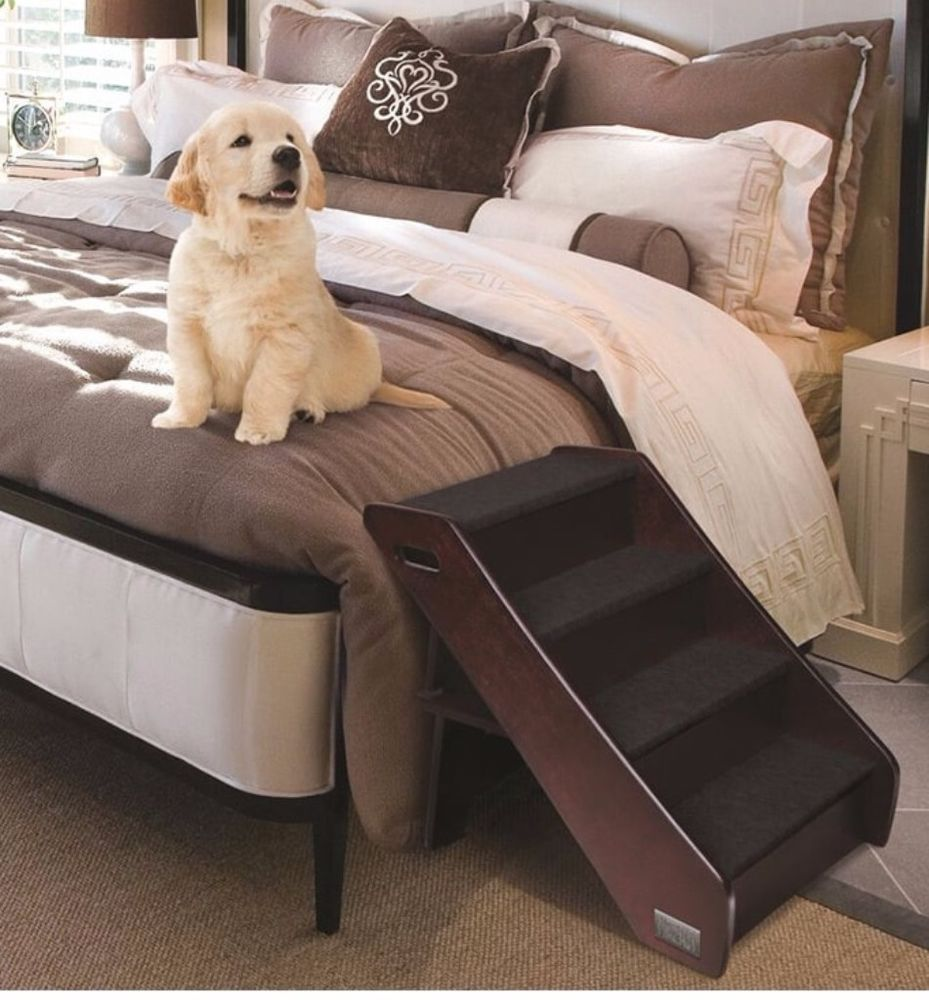 New Bed Step Stool for Dogs