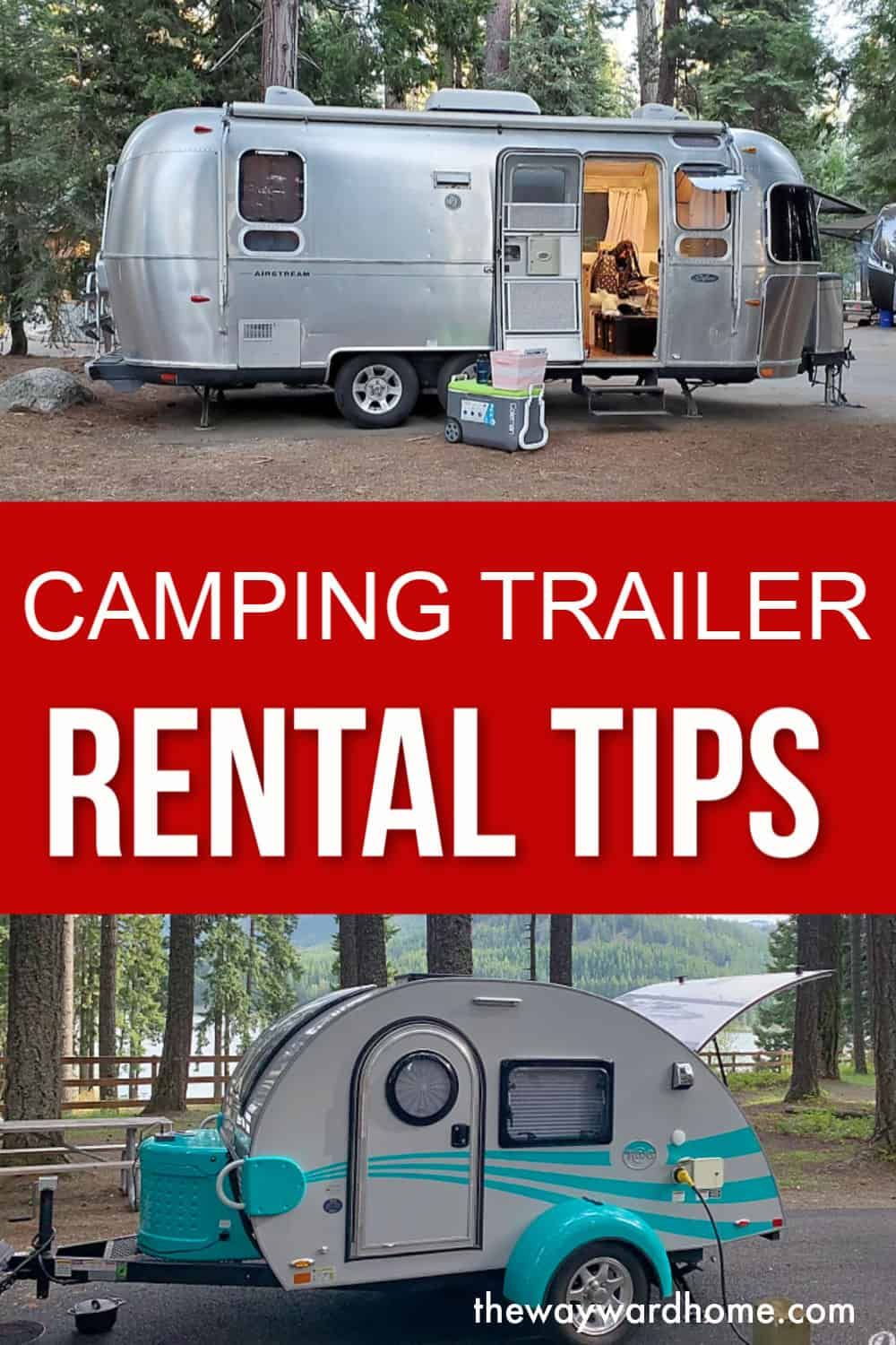 Camper Trailer Rental Essential Tips For Success Camping Trailer Rental Travel Trailer Rental Camper Rental