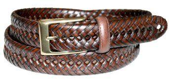 Dockers Men`s 30mm Glazed Top Braid Belt $20.48 - $28.00