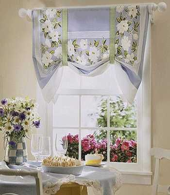 Modelos de cortinas para tu cocina, ¡escoge tu favorito! Cocina
