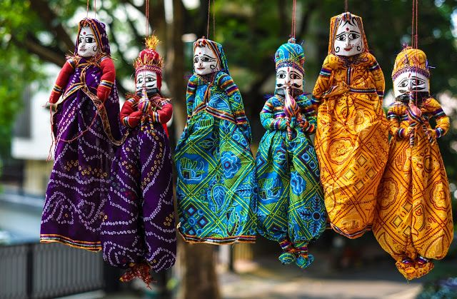 Famous Arts And Handicrafts Items Of Rajasthan India Jaipur