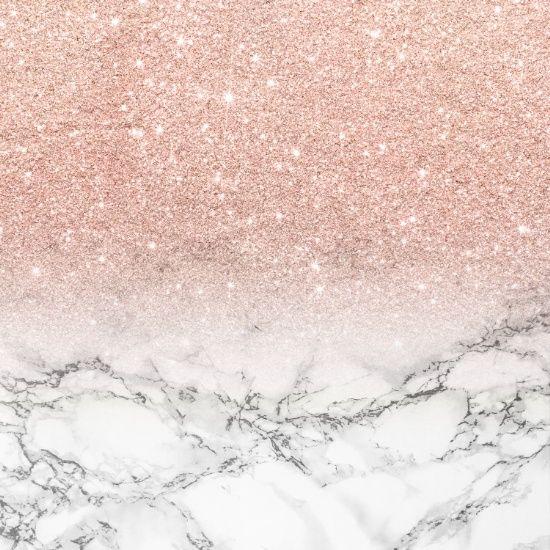 Swatch Rose Gold Wallpaper Pink Glitter Wallpaper Gold Wallpaper Background