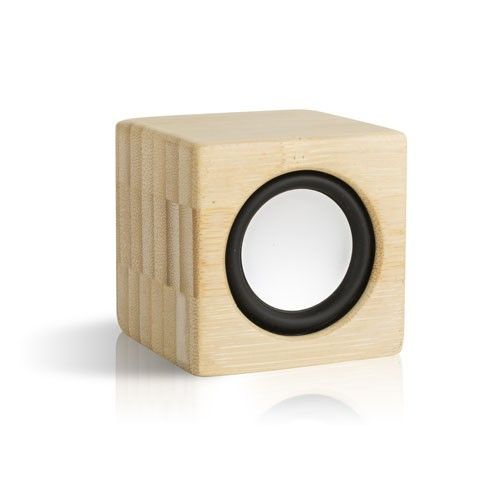 Enceinte Mini Speaker Bois clair