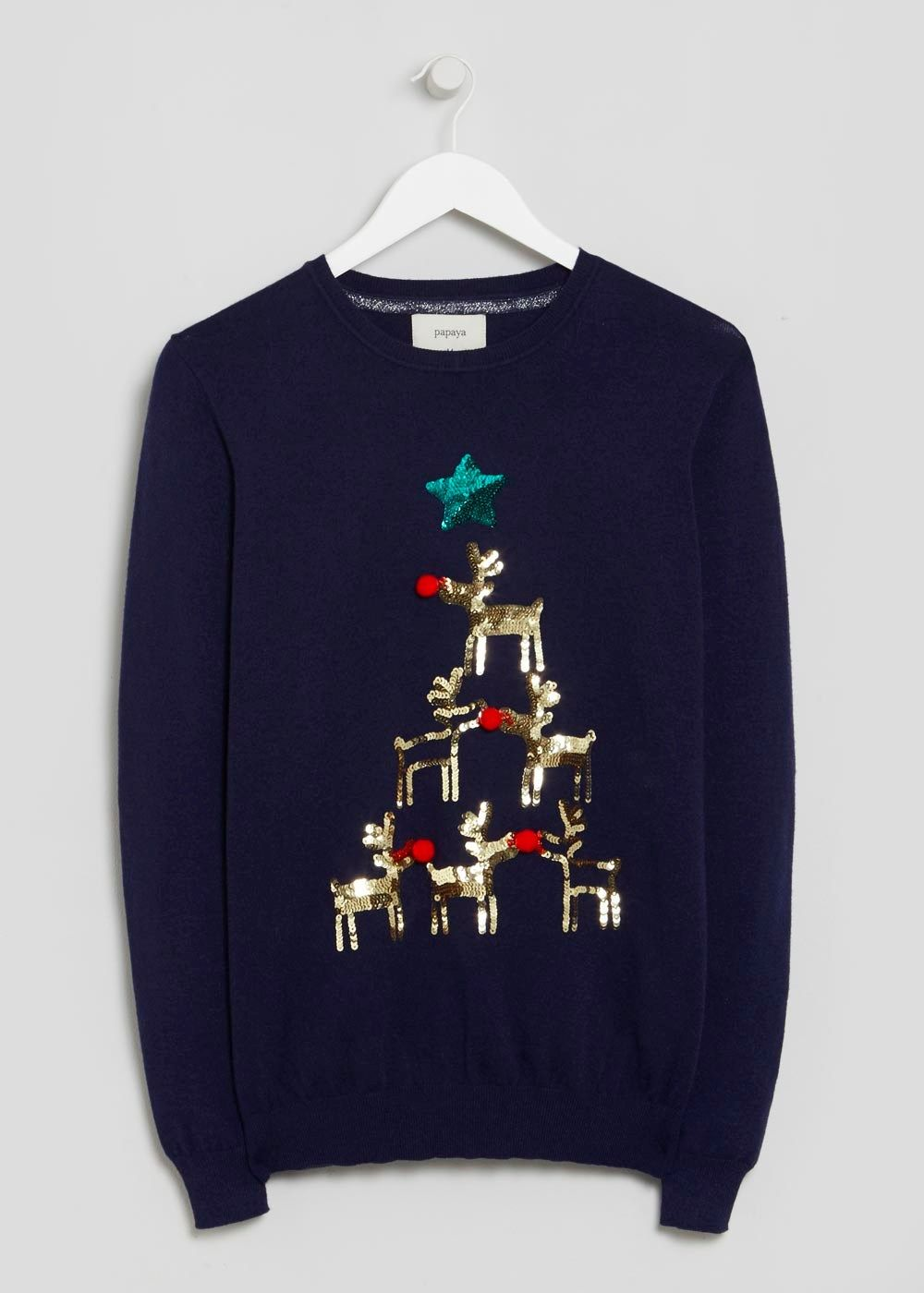 134273210f1ca Novelty Christmas Jumper - Matalan | M | Novelty christmas jumpers ...