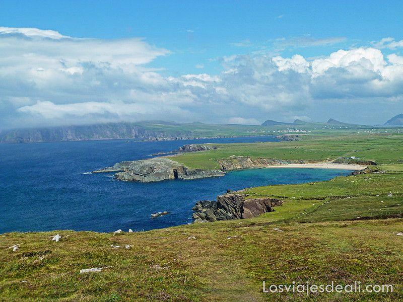 ballyferriter irlanda, peninsula de dingle