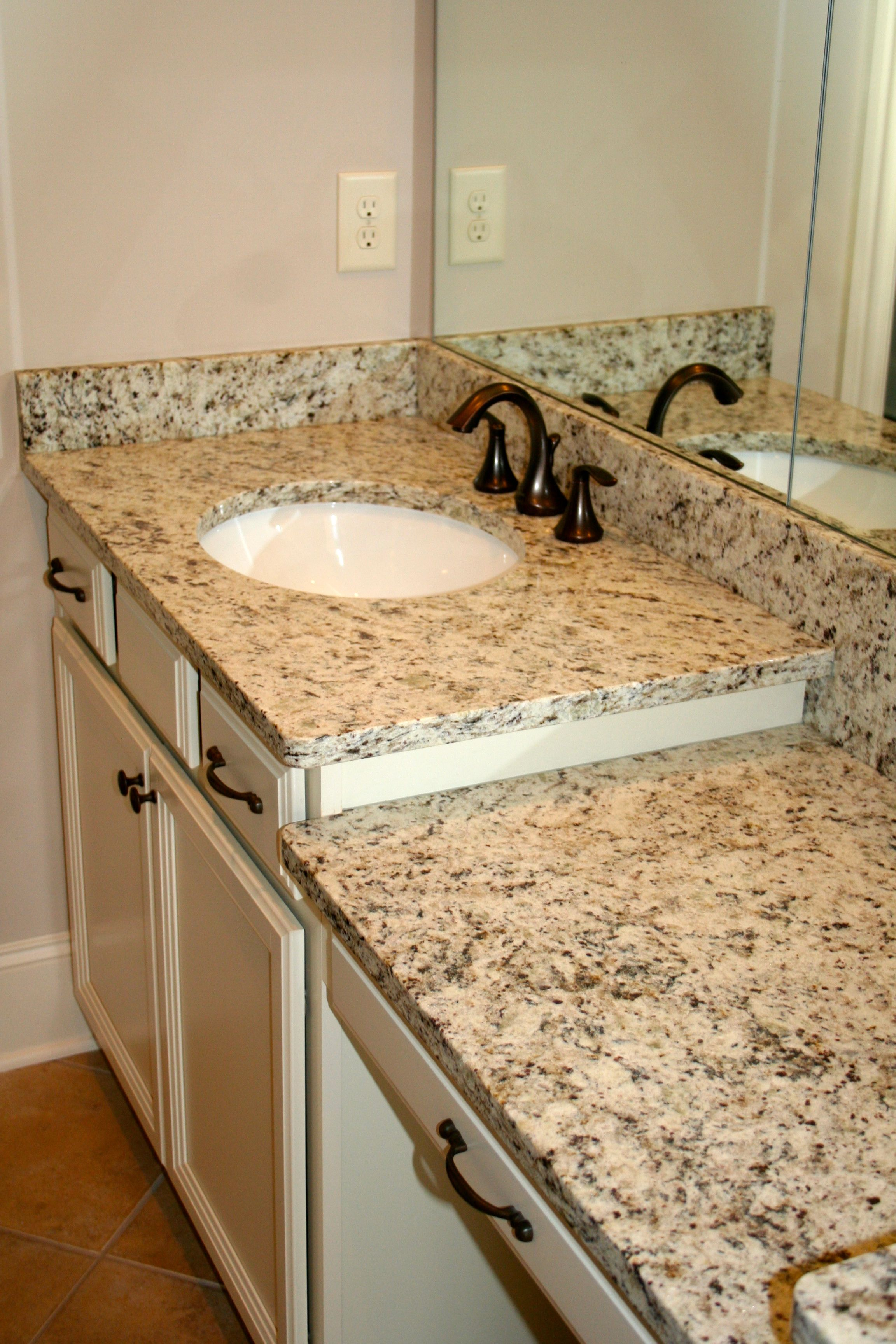 Silk Stone Countertops Cabinets Tahoe Painted Silk Upgrade Hardware Button
