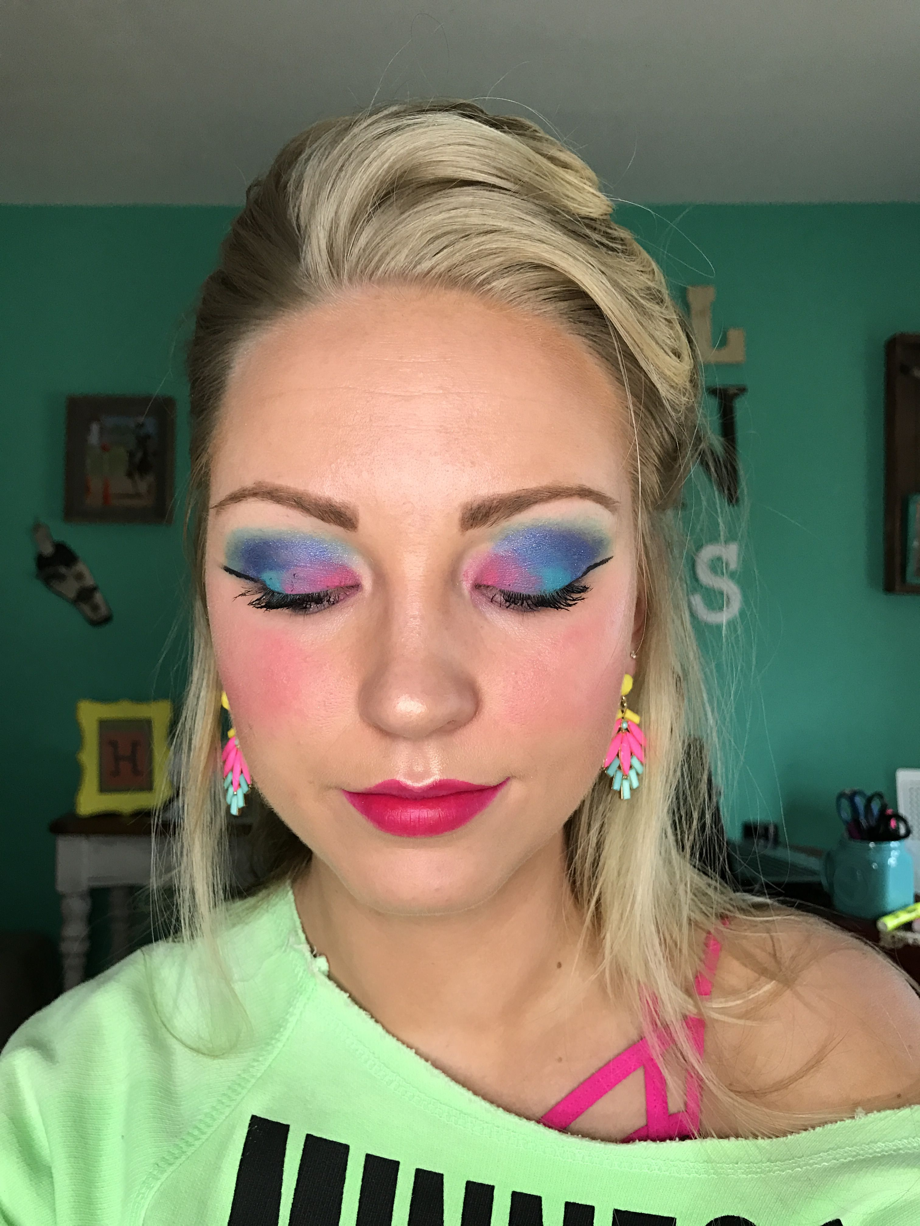 Happy Fall Y All With Images 80s Makeup 80s Makeup Looks