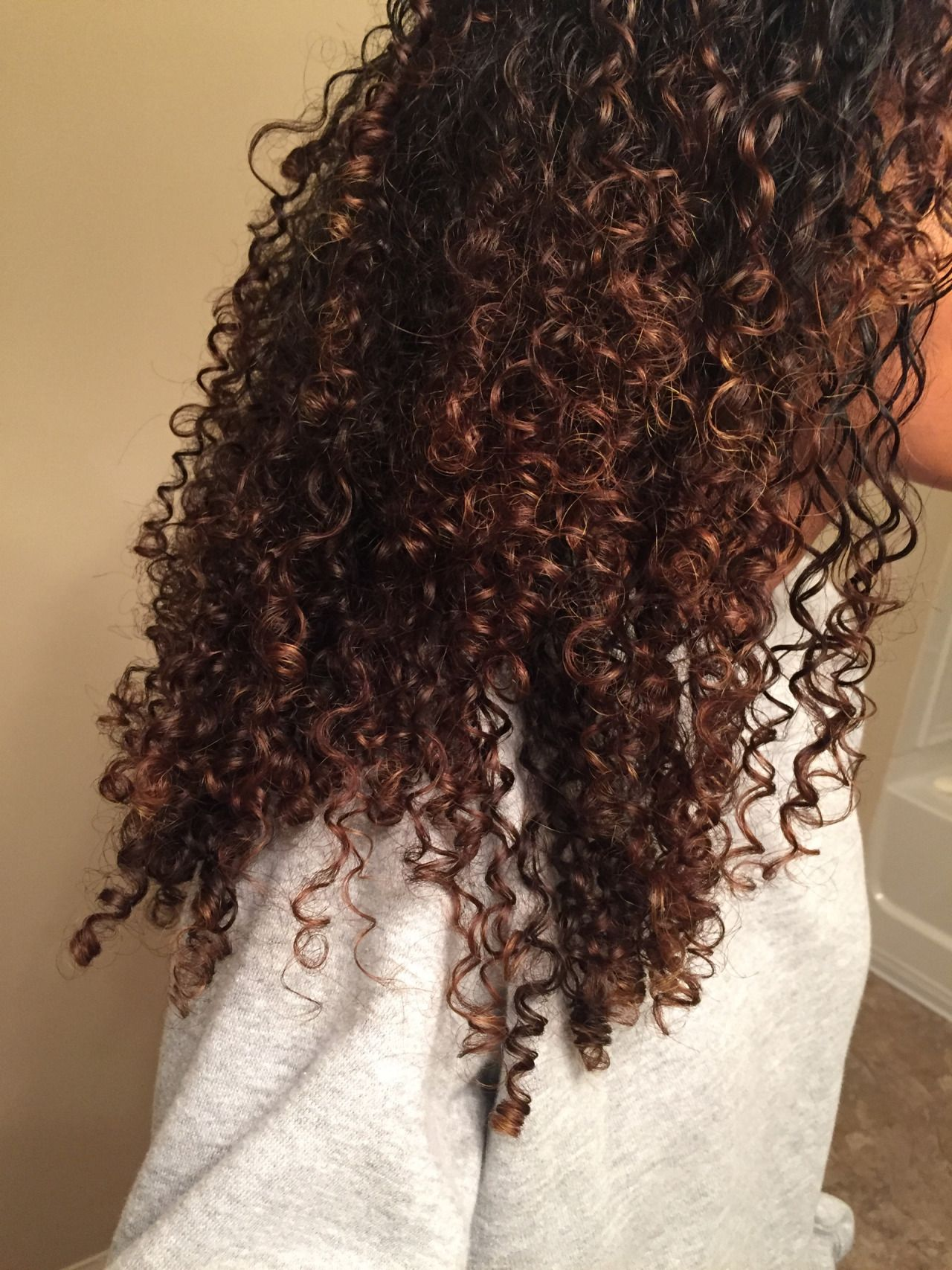Curly Hair Of Girls Beautiful Curl Definition Curly