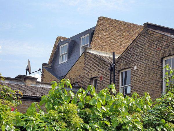 mansard roof south london master bedroom in 2019. Black Bedroom Furniture Sets. Home Design Ideas