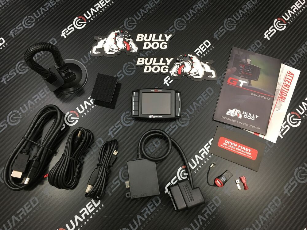 Bully Dog 40420 >> Ebay Sponsored Bully Dog 40420 Gt Diesel Tuner Programmer