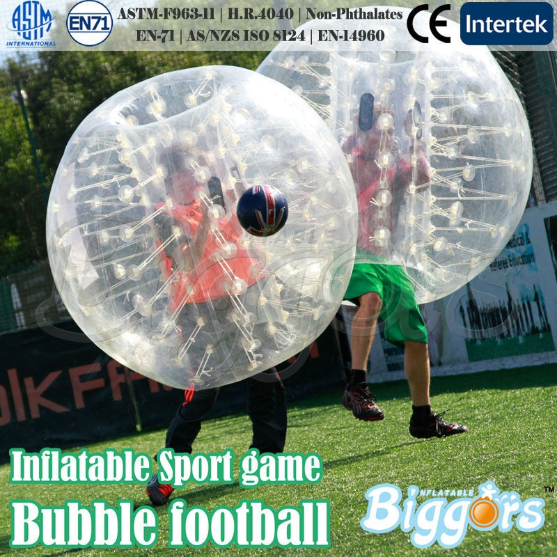 167 00 Buy Here Free Shipping Casual Football Game Inflatable