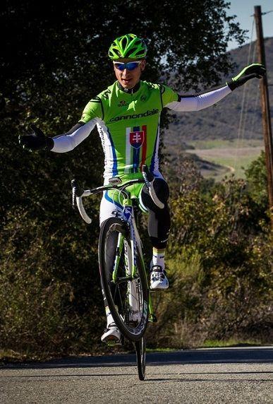 Peter Sagan Wheelie No Hands Cycling Race I Want To Ride My