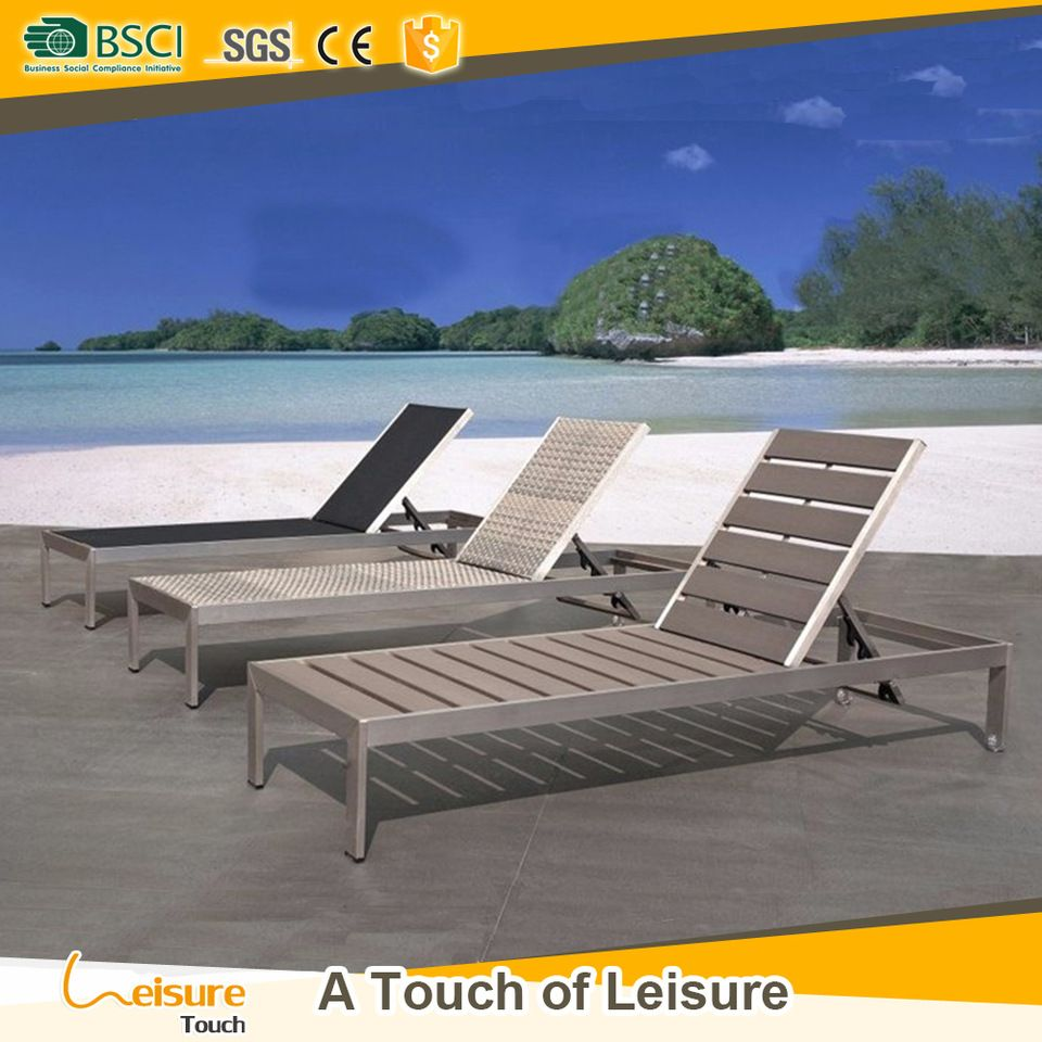 Best Deals Hotel Swimming Pool Poly Wood Outdoor Furniture Beach Sun  Lounger   Buy Sun Lounger,Beach Sun Lounger,Sun Lounger Wood ` Product On  Alibaba.com