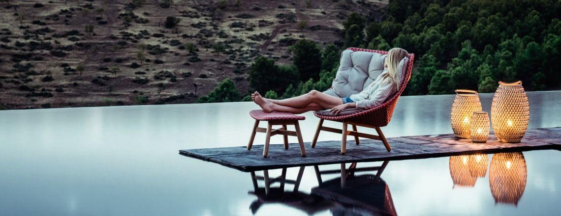 DEDON MBRACE DEDON Gartenmöbel Pinterest - gartenmobel design lounge