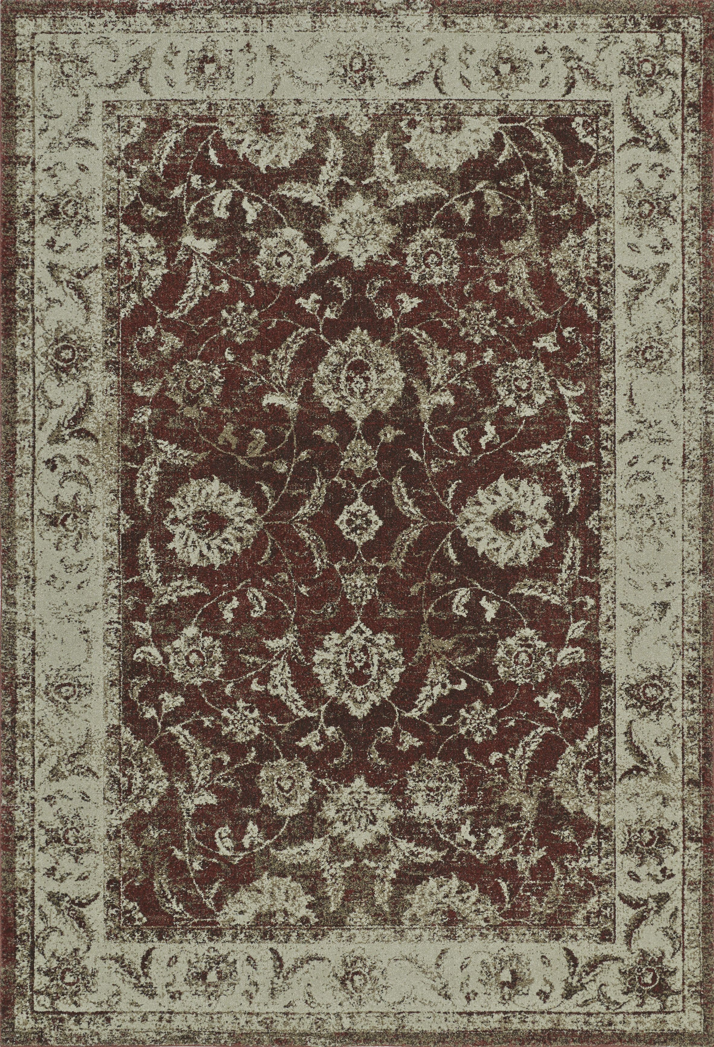 Geneva Paprika Polypropylene Rug Soft And Luxurious Rugs Dalyn