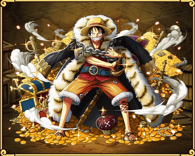 Monkey D Luffy Voyage Log Straw Hat Pirates One Piece Treasure Cruise Wiki Fandom Powered By Wikia Manga Anime One Piece One Piece Movies One Piece Manga