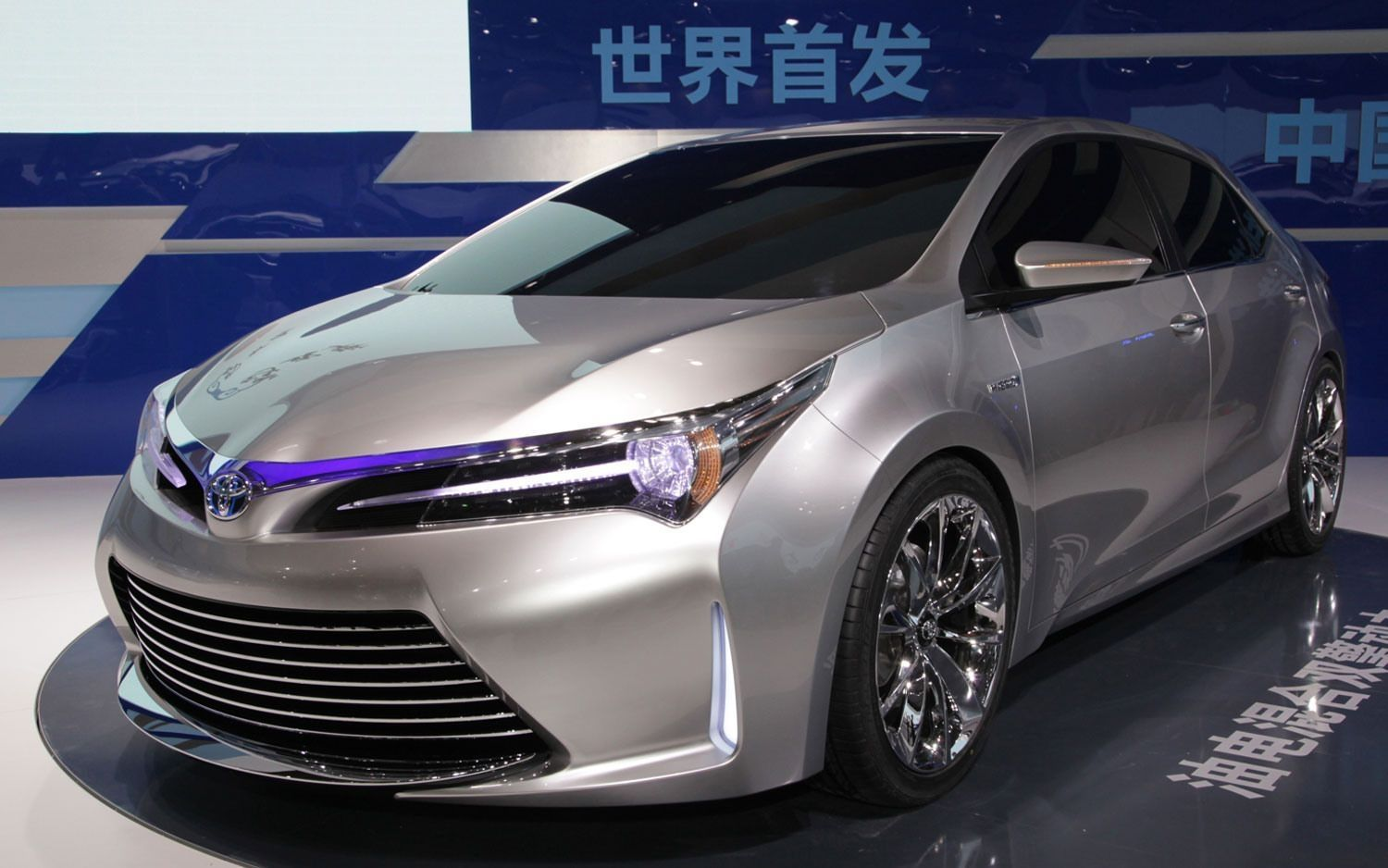2020 Toyota Matrix New Concept