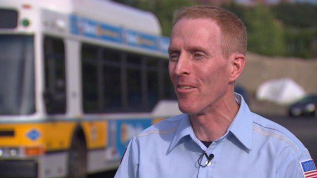 Bus Driver Brings Cheer to Passengers and Lemonade Kids