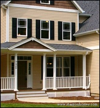 Most popular types of window grids prairie colonial for Exterior window styles