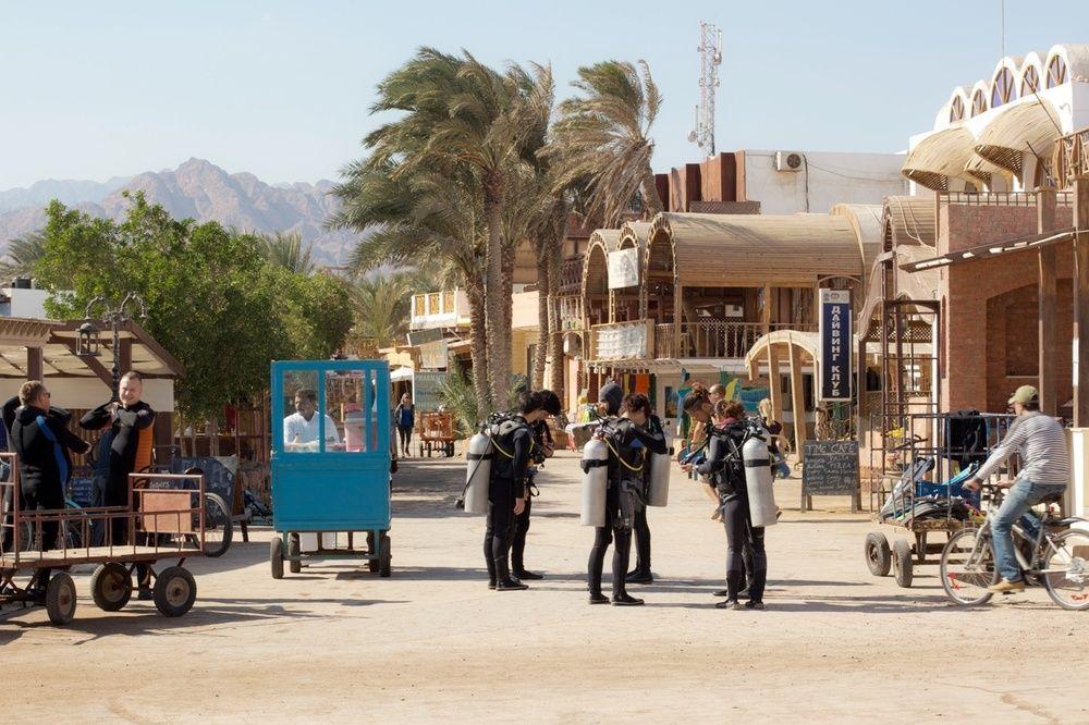 Masbat Promenade. #Dahab #Sinai #Egypt