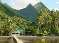 Pension Bonjouir, Teahupoo, Tahiti-iti, French Polynesia