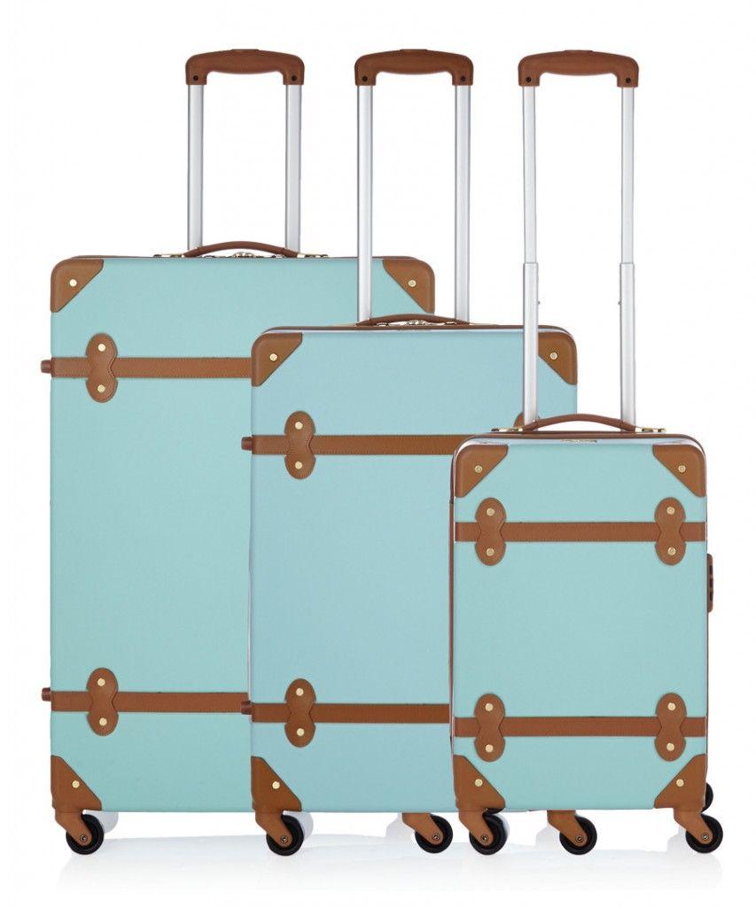 Diane von Furstenberg Adieu Hardside Spinner Luggage - Upright ...