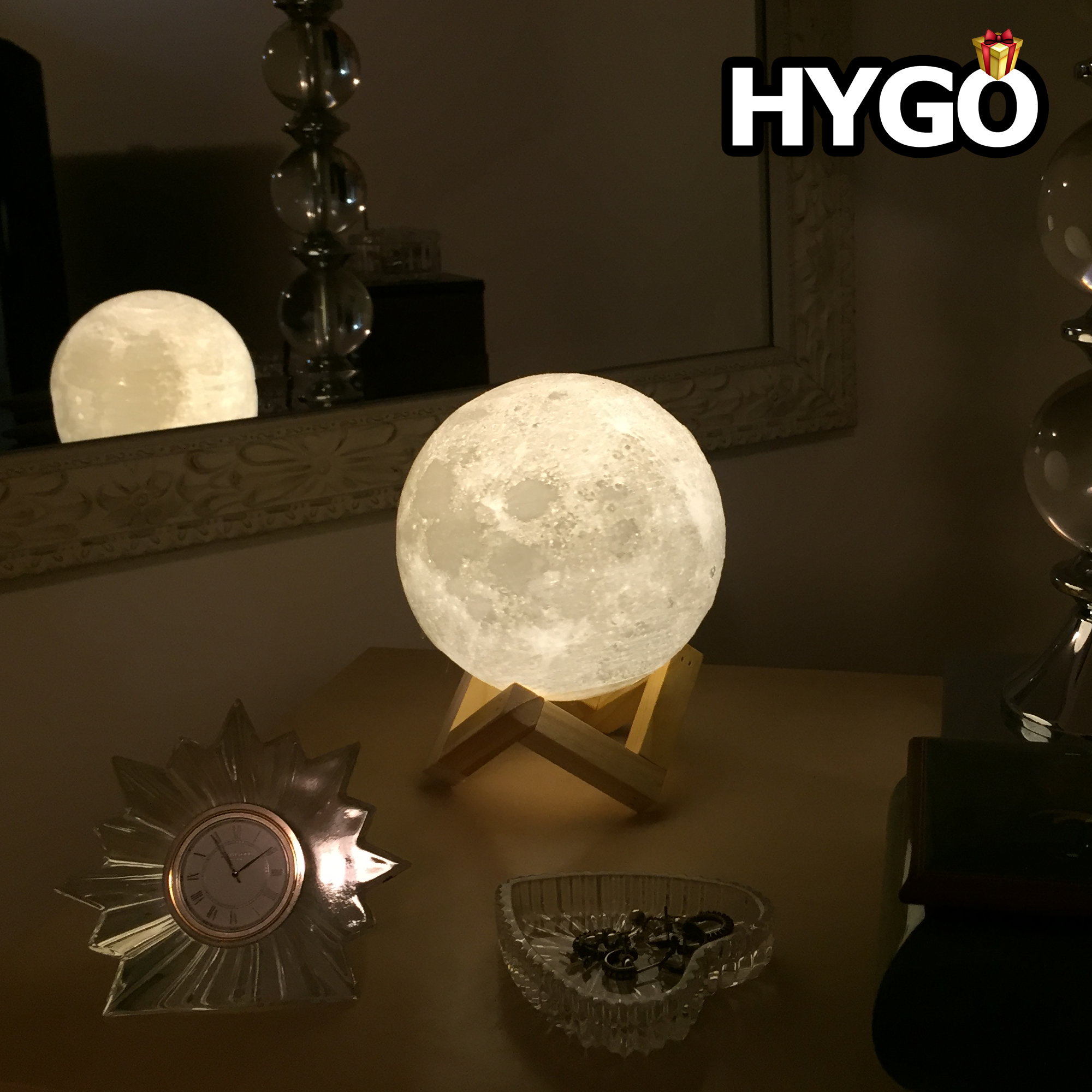 Hottub Led Verlichting Mystical Moon Lamp In 2019 Bedroom Unique Lamps Home Decor