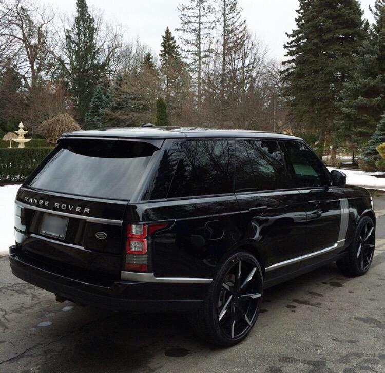 Land Rover Suvs: Love This Range Rover!