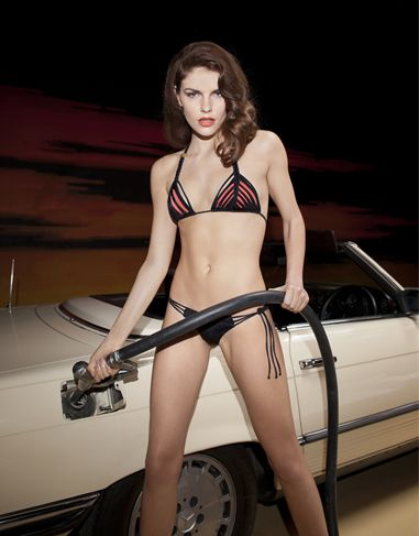 Agent Provocateur Spring Summer 2013 Swimwear and Lingerie Collection 6115cd9a8