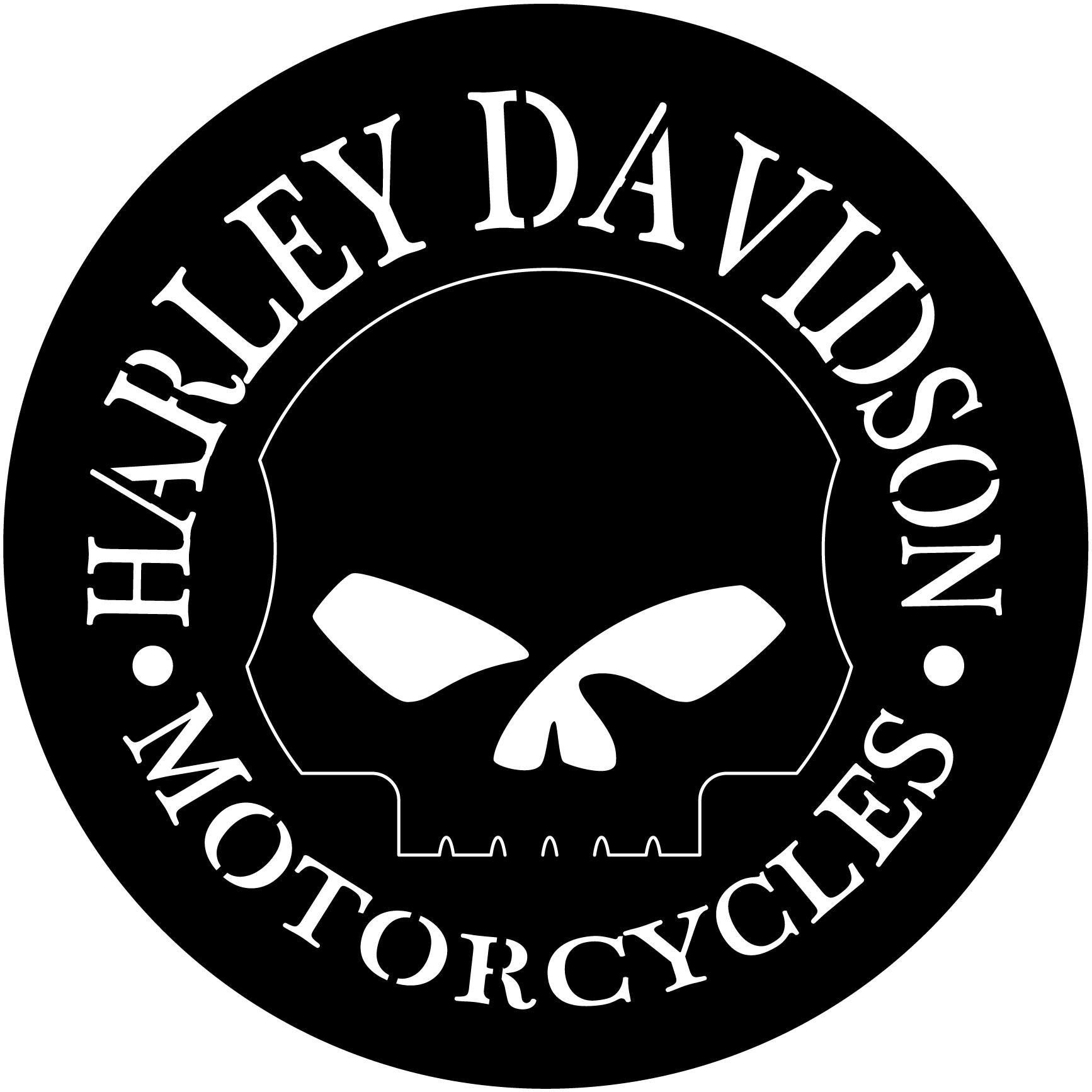 harley davidson motorcycles skull dxf file cnc clip art. Black Bedroom Furniture Sets. Home Design Ideas