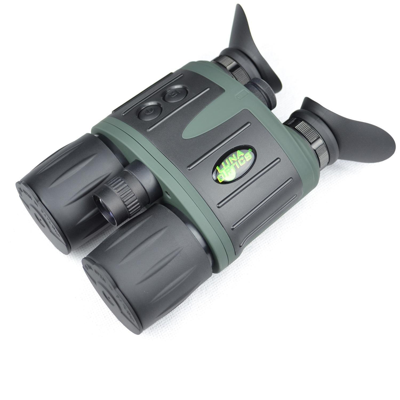 Luna Optics Gen1 Hi Resolution Binoculars 3x42 Night