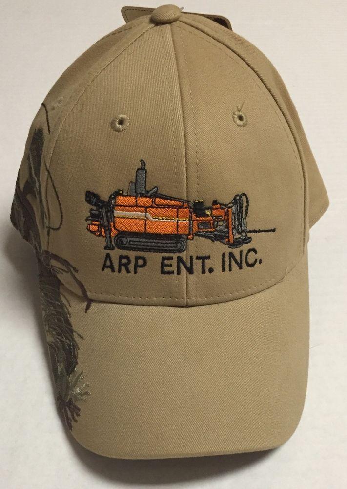 d51043b93a8 Arp Enterprises Inc Hat Bowman North Dakota ND Oil Drilling Dri Duck  Fishing NWT  DRIDUCK  BaseballCap. Find this Pin and more on Wicked Nice Baseball  Caps ...