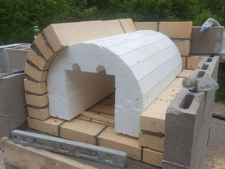 Outdoor Diy Pizza Oven And Fireplace By Brickwood Ovens Diy