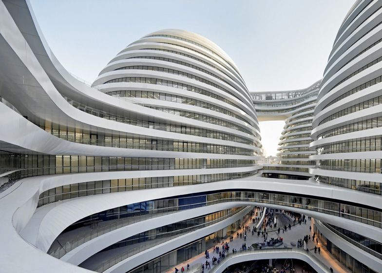 zaha hadid embraces usa as china rejects weird architecture - Zaha Hadid Architect Buildings