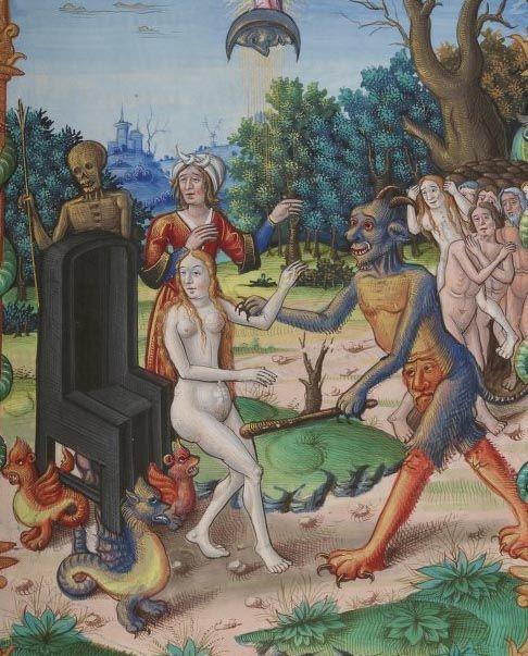 Miniatyury Medieval Art Medieval Paintings Art