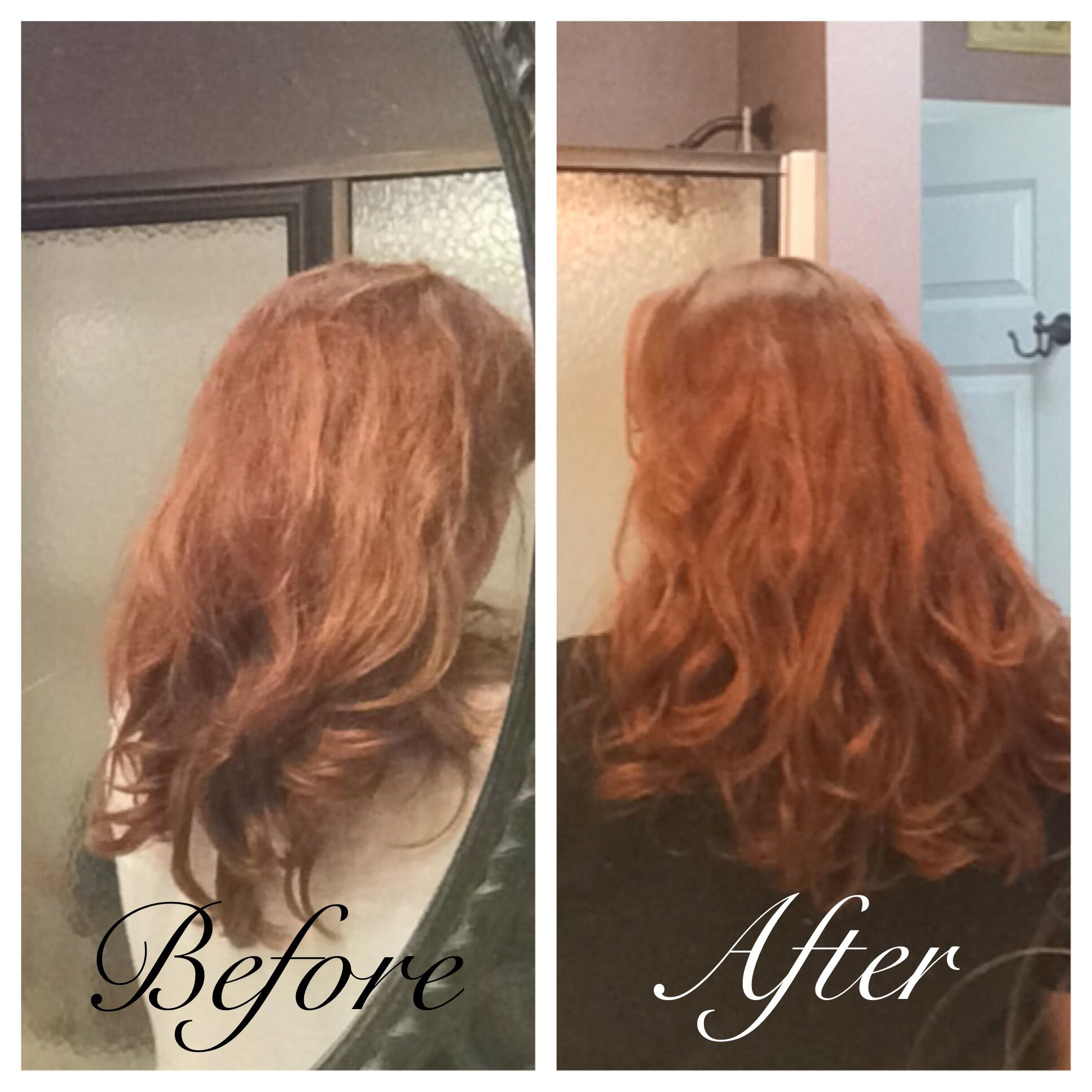 Mix Conditioner And Ground Cinnamon Dont Rinse Cover With A