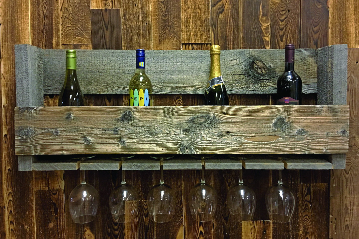 Centennial Woods Made In Wyoming Reclaimed Wood Supplier Of Decor Furniture And Custom Finish Reclaimed Wood Wine Rack Reclaimed Wood Decor Reclaimed Wood