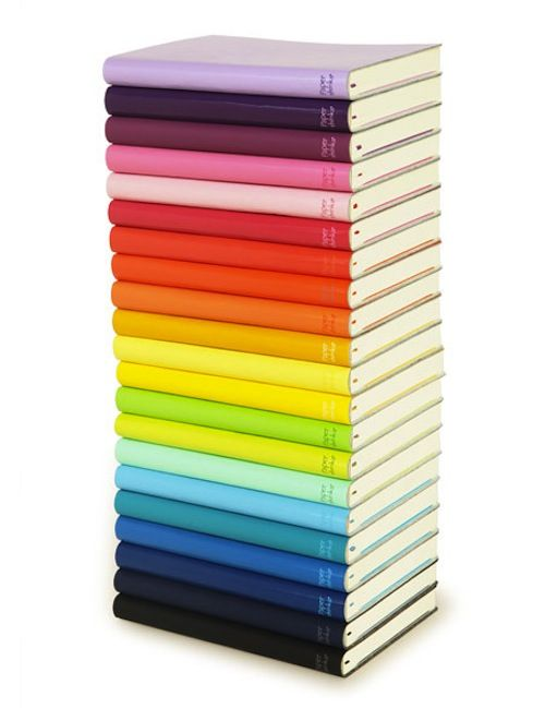 Colorful Book Colors :)