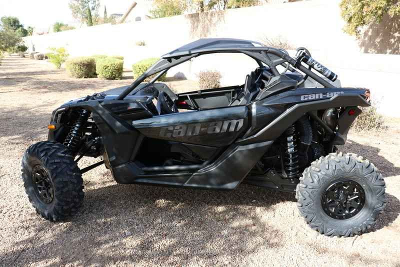 Can Am X3 For Sale >> New 2017 Can Am Maverick X3 X Rs Turbo R Triple Black Atvs