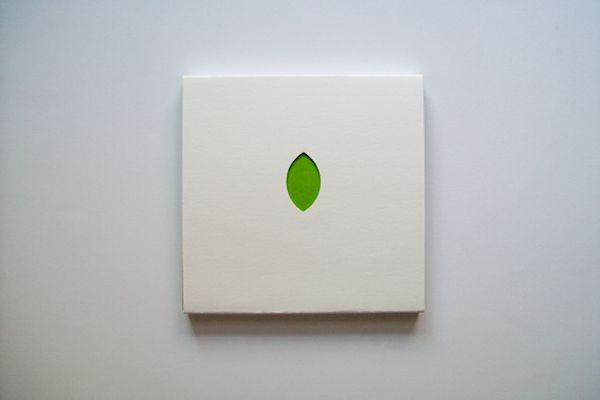 Leaf by Alejandro Grima, via Behance