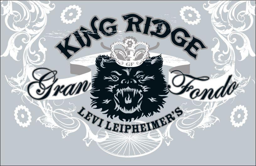 Levi Leipheimer's Gran Fondo Event logo