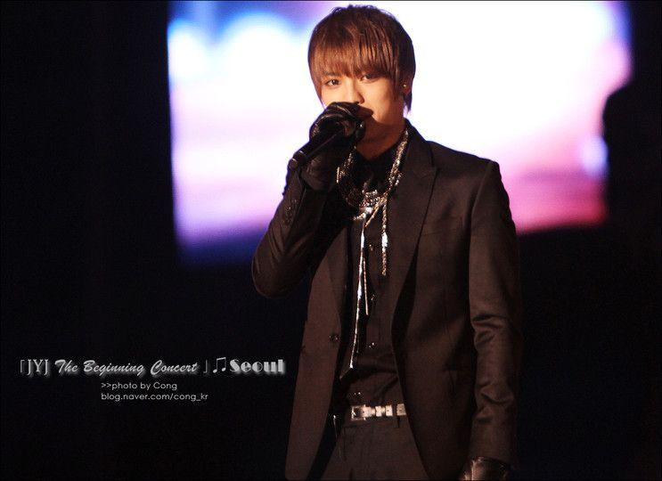 JYJ - Worldwide Concert in Seoul #Jaejoong