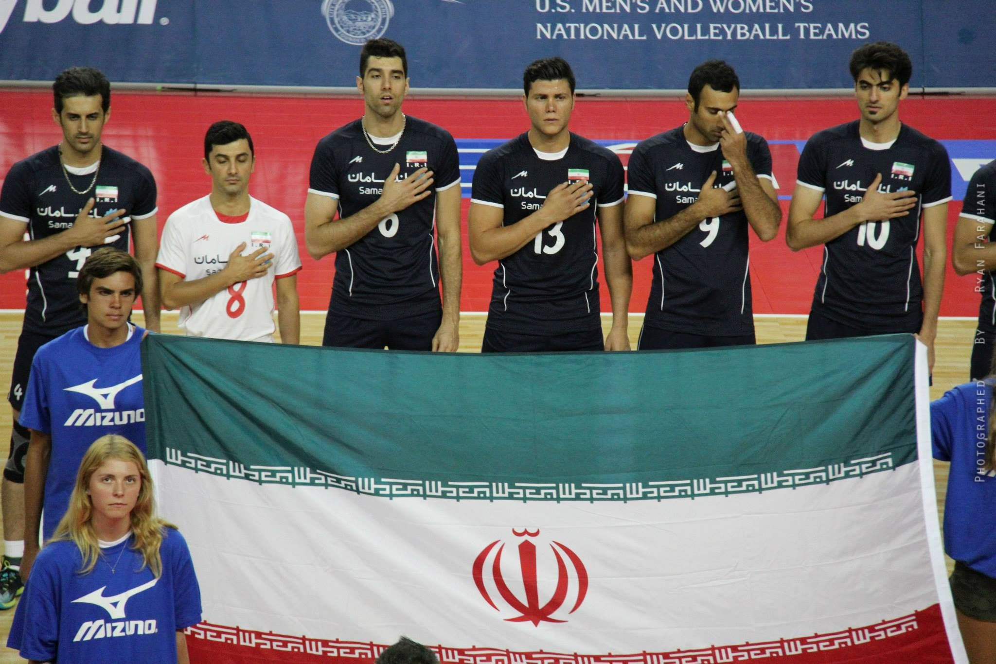 Usa Vs Iran Fivb Live Stream Time Date Team Squad Prediction Preview Details Watch Online Http Www Tsmplug Com V Volleyball Team Volleyball Teams