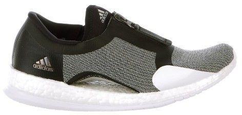 adidas Pureboost X TR Zip Training Shoe BlackMetallic