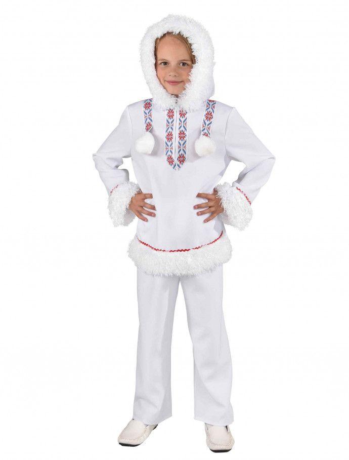 Eskimo Kinder Weiss 2 Tlg Hier Kaufen Deiters Madchen Junge Boy